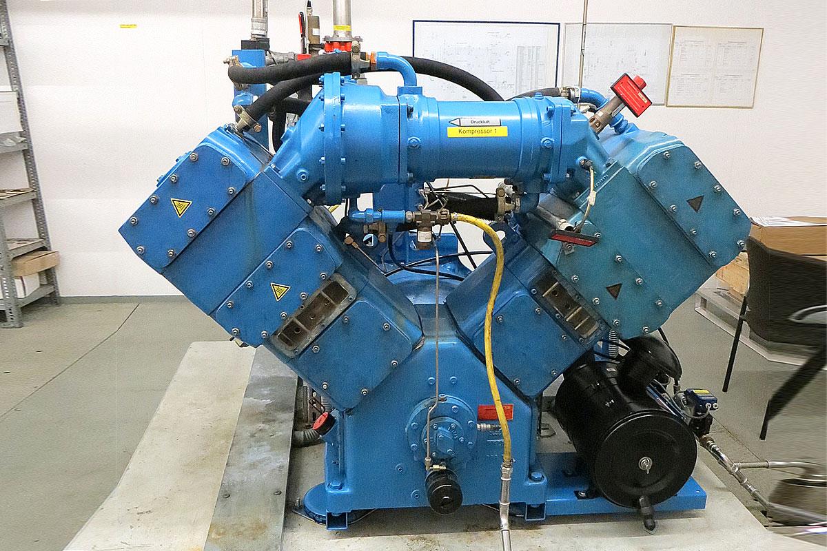 Druckluftkompressor (Ölfrei) Comp Air